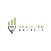 GrassFedContent- Logo Design